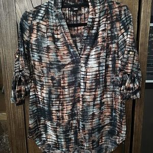 Mossimo 3/4 sleeve blouse
